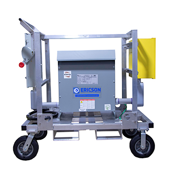 30-300 kVA Power Transformer Unit