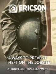 4 Ways to Prevent Theft on the Jobsite